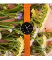 Reloj Bilyfer correa naranja
